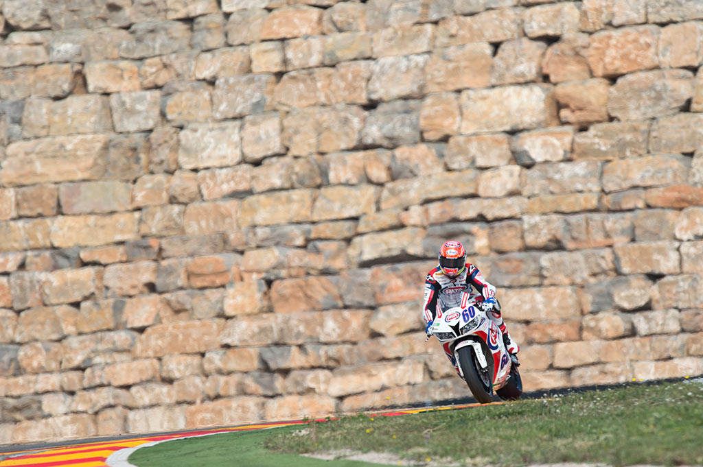 2014 Aragon – Michael van der Mark