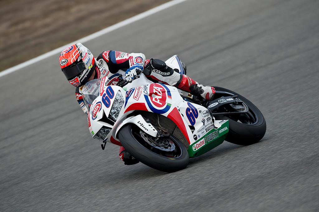 2013 Jerez - Michael van der Mark