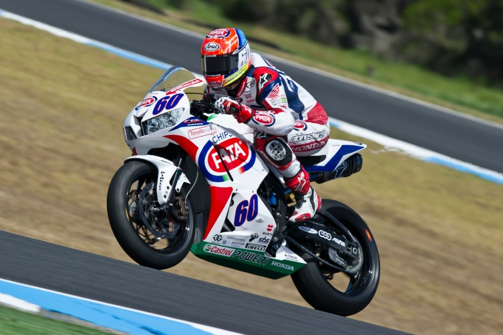 2014 Phillip Island - Michael van der Mark