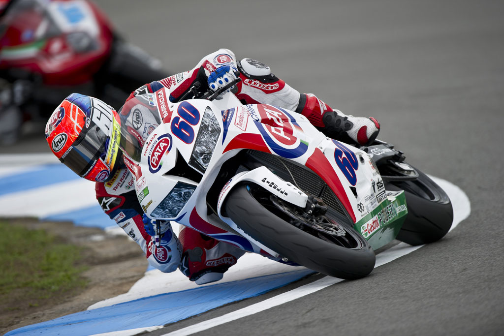 2014 Donington Park - Michael van der Mark