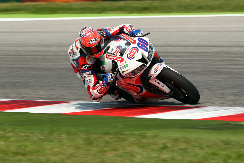 2014 Misano - Michael van der Mark