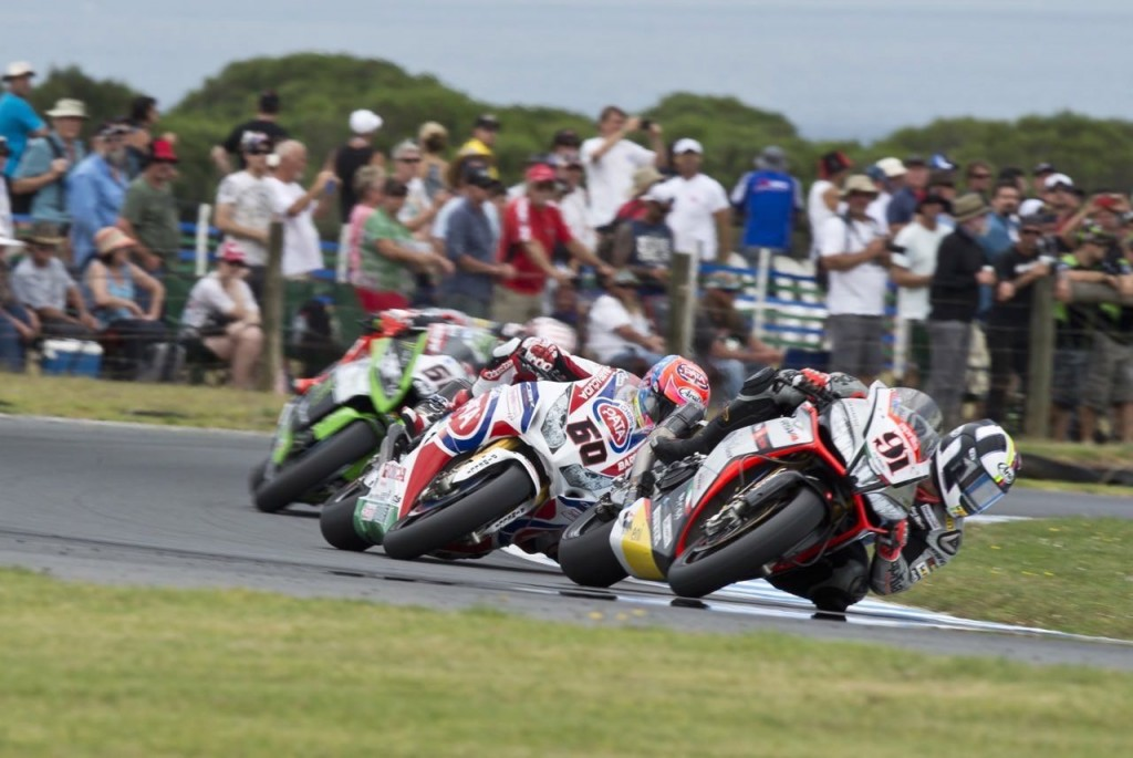 2015 Phillip Island - Michael van der Mark