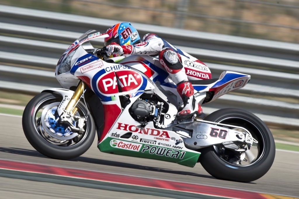2015 Aragon - Michael van der Mark