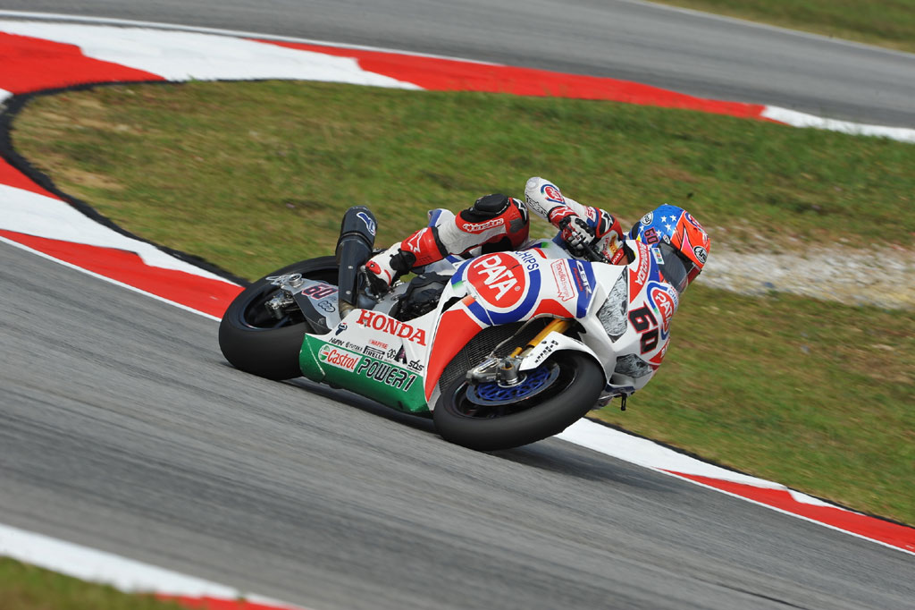 Friday Sepang 2015