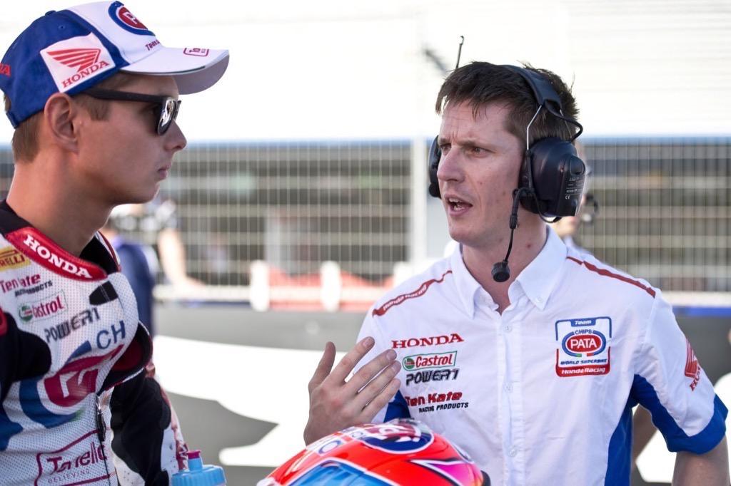 2015 Jerez – Michael van der Mark