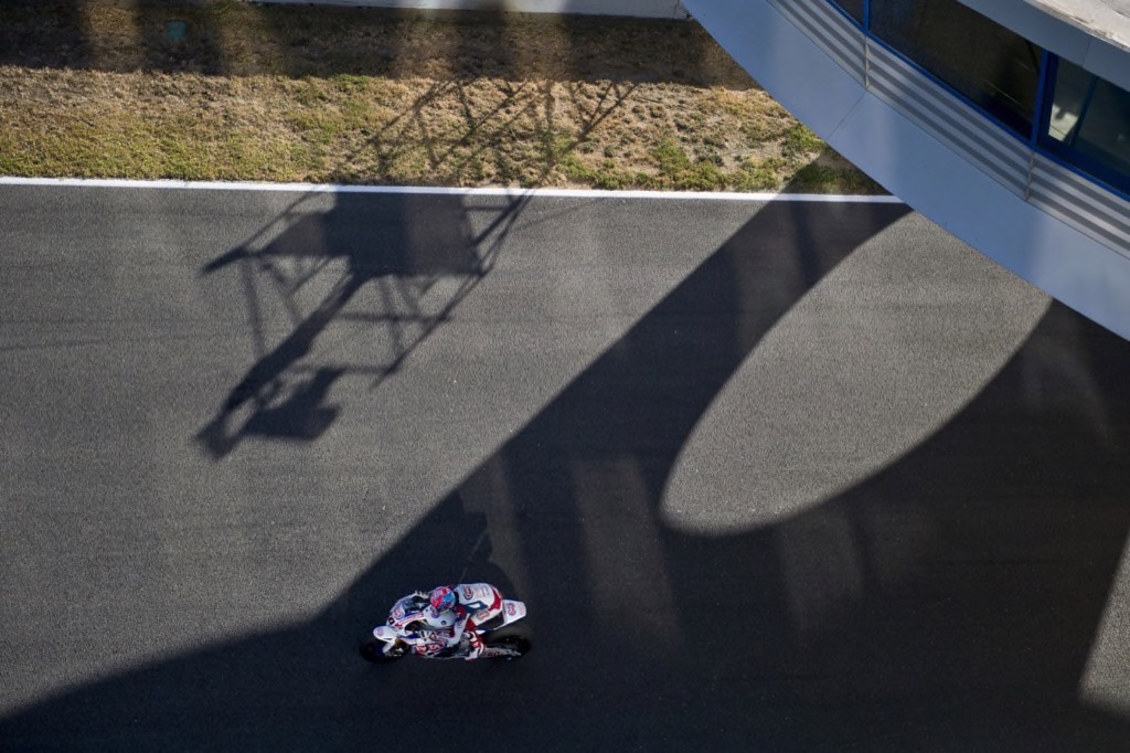 2015 Jerez – Michael van der Mark