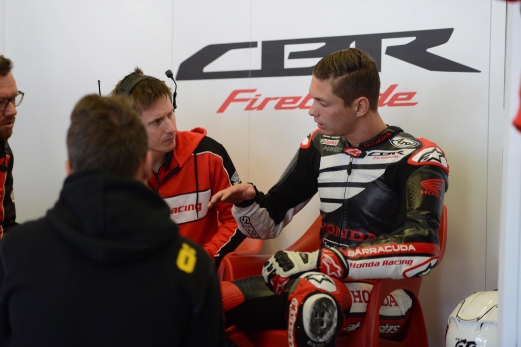 2015 Wintertest – Michael van der Mark