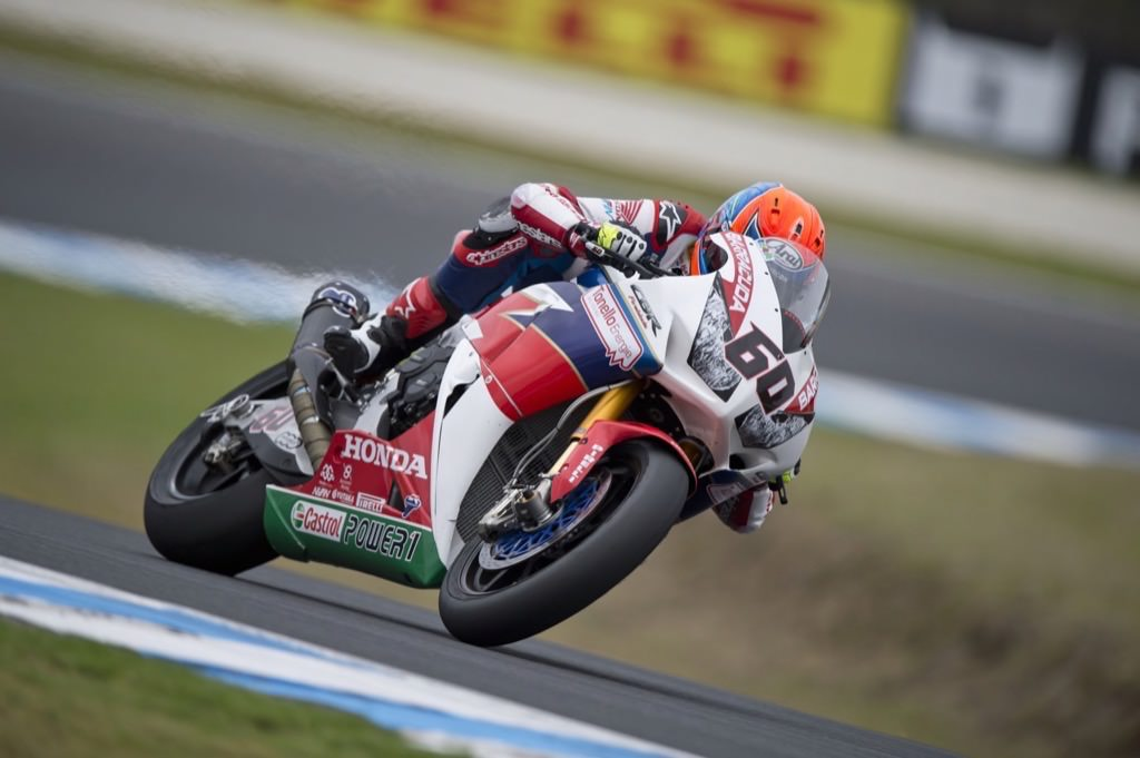 2016 Phillip Island – Michael van der Mark