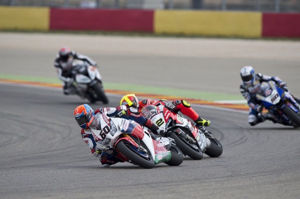 2016 Aragon – Michael van der Mark