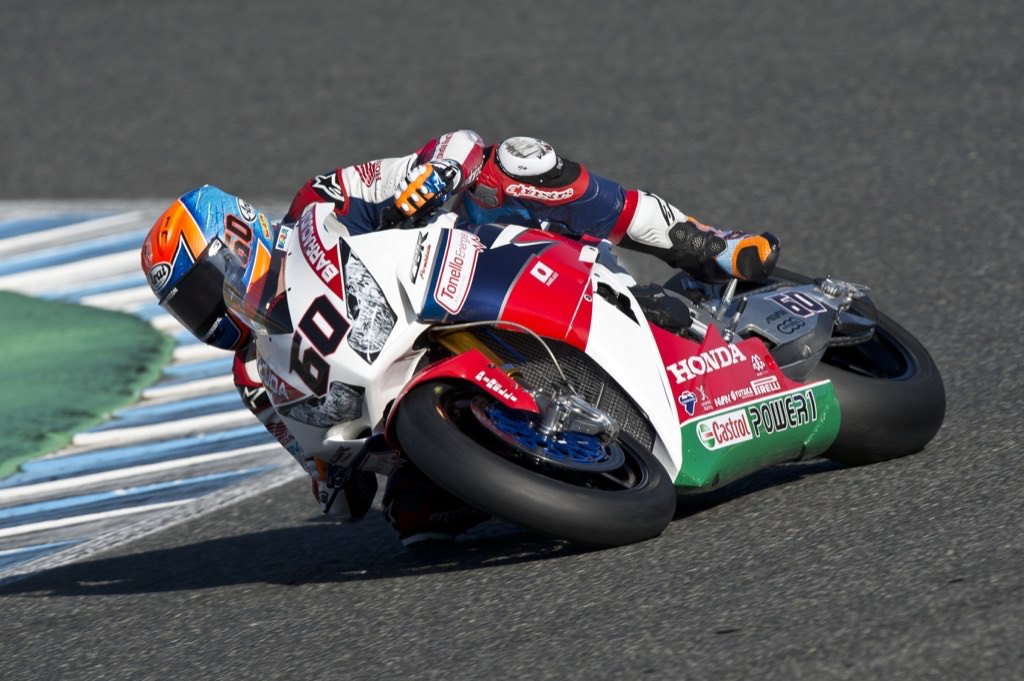 2016 Jerez – Michael van der Mark