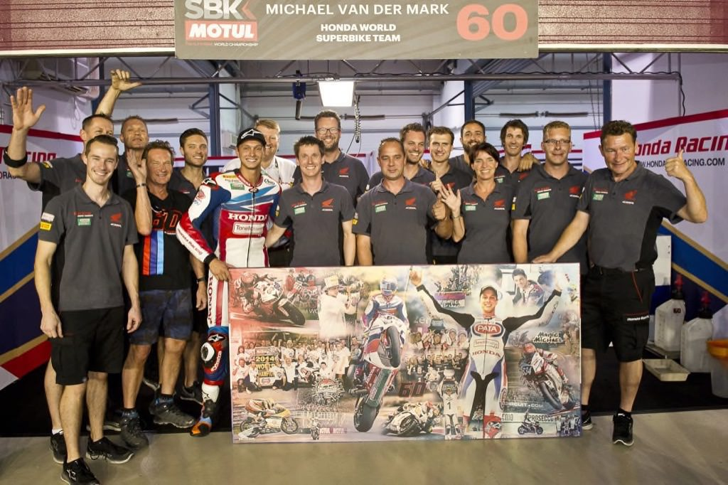 2016 Losail – Michael van der Mark