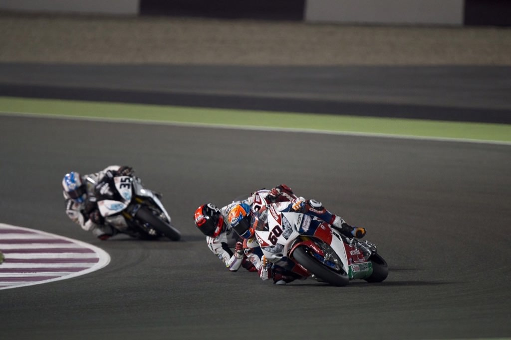 2016 Losail – Michael van der Mark