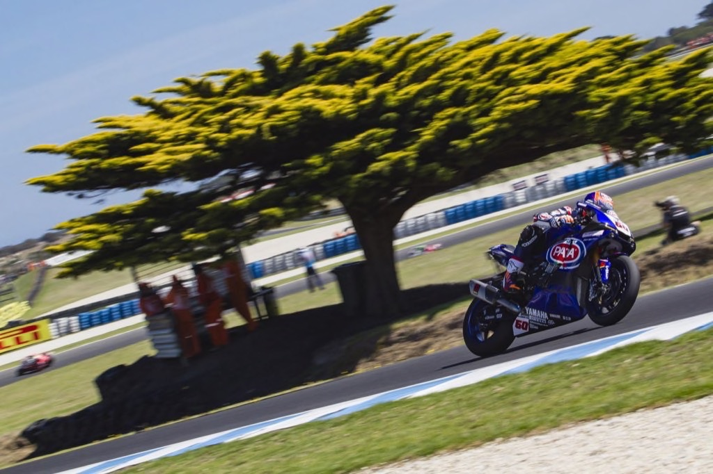 2017 Phillip Island - Michael van der Mark