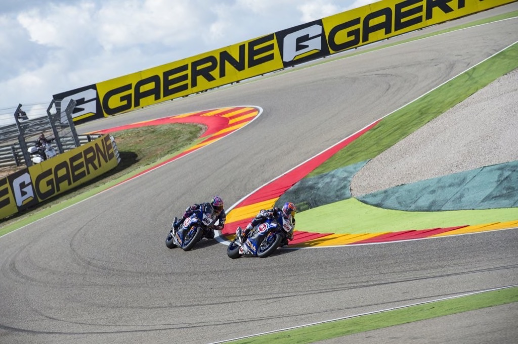2017 Pirelli Aragón Circuit - Michael van der Mark