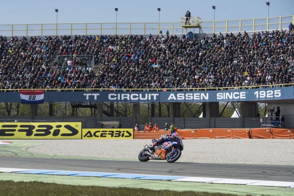 2017 TT Circuit Assen - Michael van der Mark