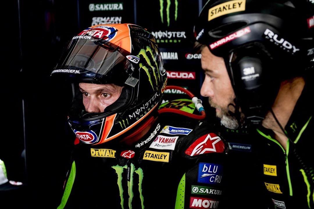 2017 Malaysia   Michael van der Mark   MotoGP