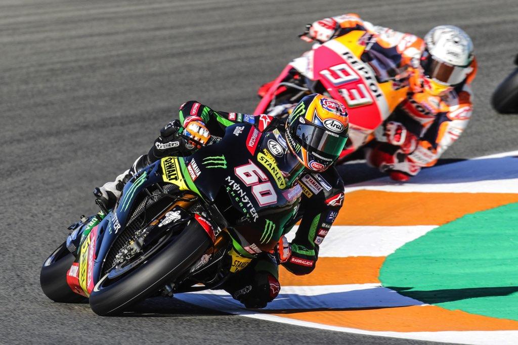 2017 MotoGP Valencia | Michael van der Mark