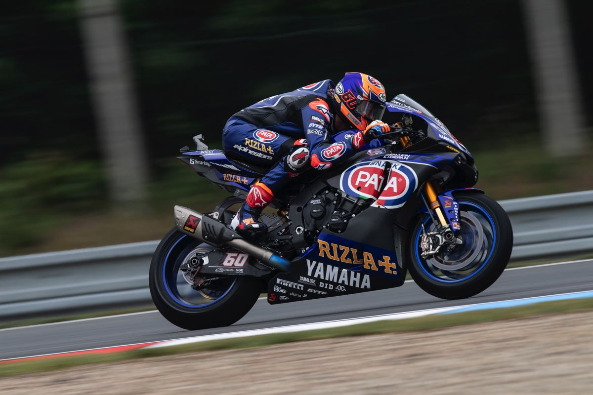 2018 Brno | Michael van der Mark
