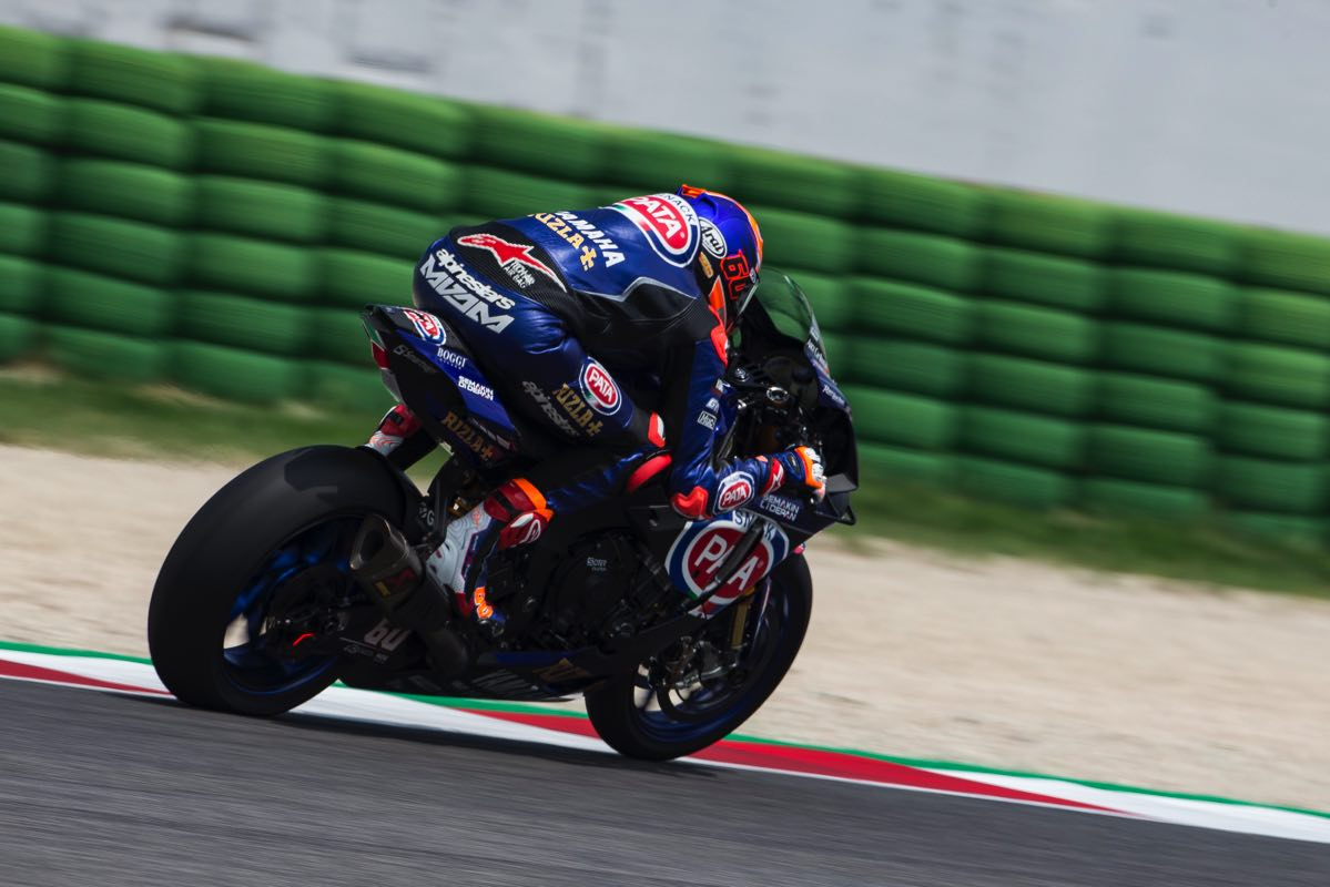 2018 Misano | Michael van der Mark