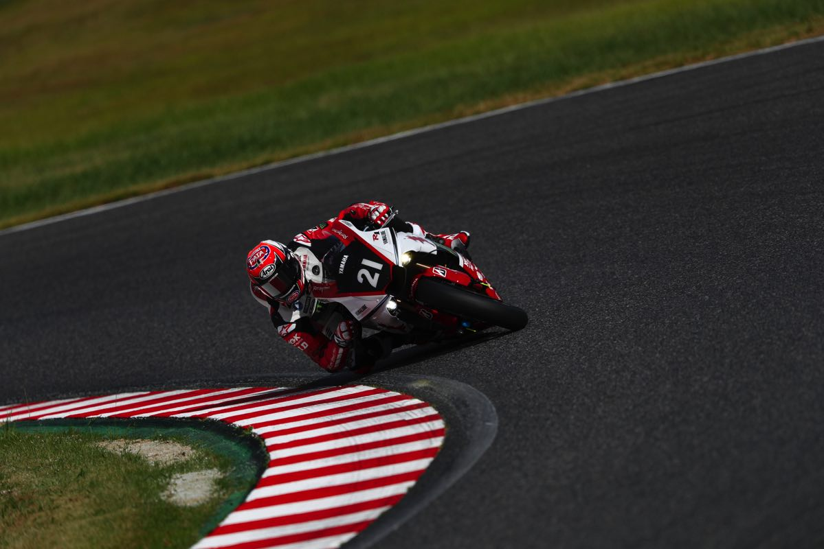 2018 Suzuka | Michael van der Mark
