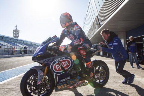 2019 Jerez test
