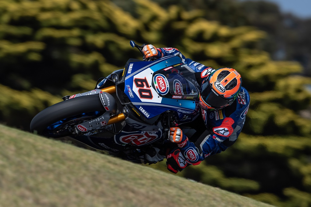 Michael van der Mark - Phillip Island